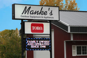 Mankes Outdoor Equipment & Appliances