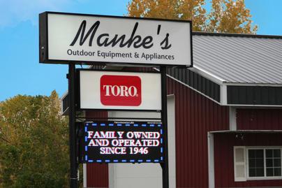 Mankes Outdoor Equipment & Appliances