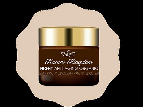 NIGHT ANTI-AGING - ORGANIC