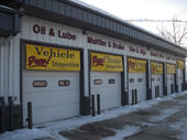 Oil & Lube Sign