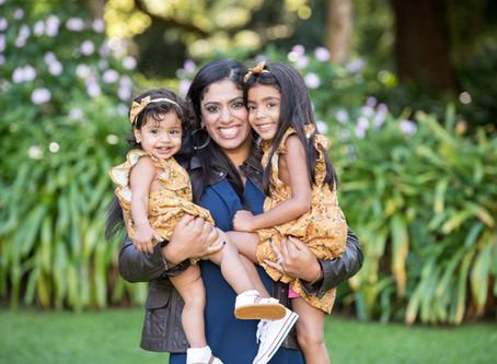 Meet my mom friend: Prashanthi Rao Raman, Director, Government Affairs