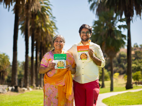 Meet the duo behind AshaPops: Jai and Asha Farswani