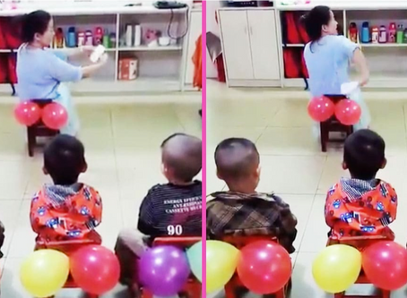 Balloon bums