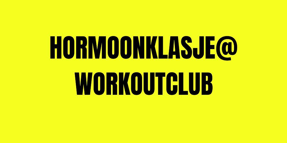 Hormoonklasje@workoutclub