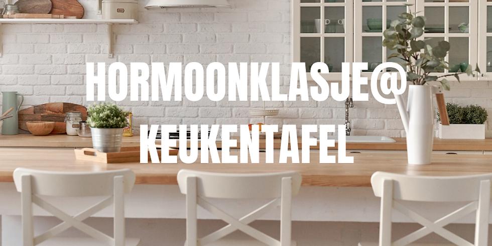 Hormoonklasje@keukentafel