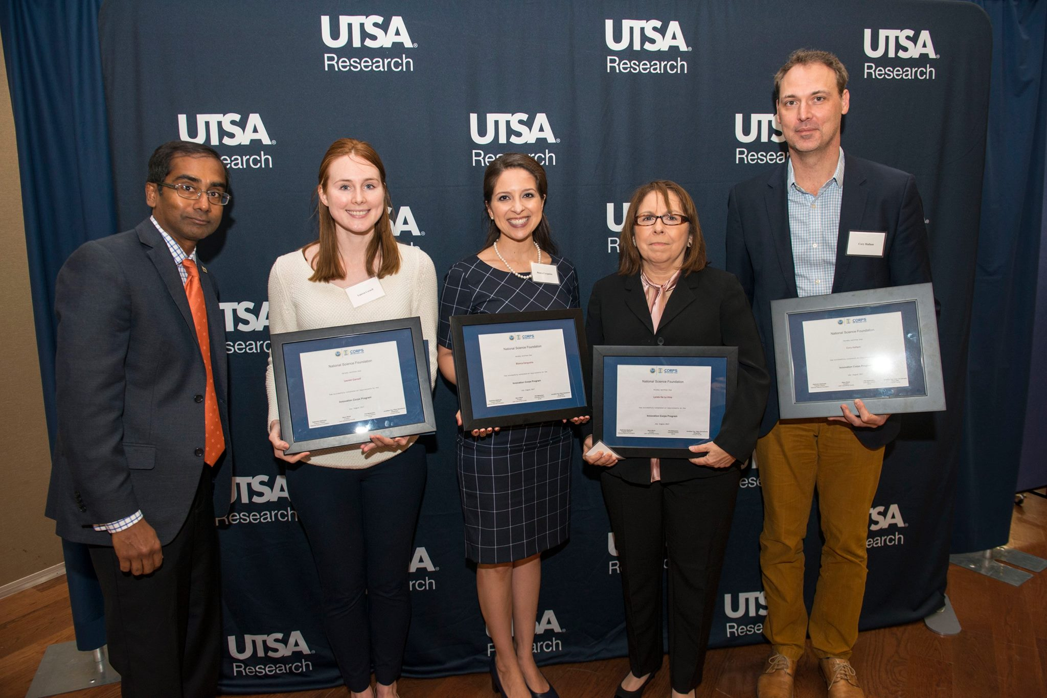 UTSA Innovation Award