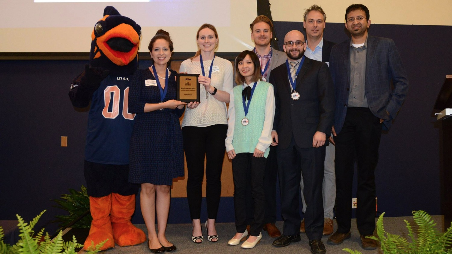 UTSA CITE Business Model Competition