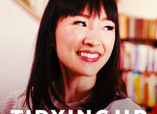 My Thoughts on Marie Kondo's Netflix Show Tidying Up