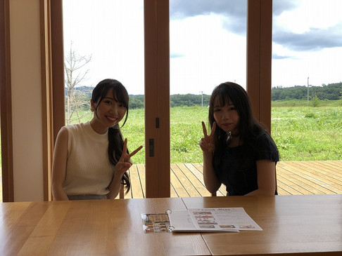 「はまごち」と「はまナビ」の撮影が行われました☆☆☆