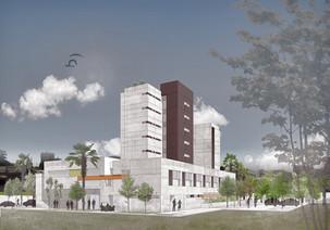 Centro integral de negocios en R.D. del Congo
