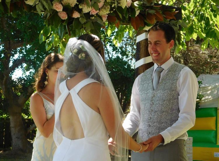 Marrying J + M