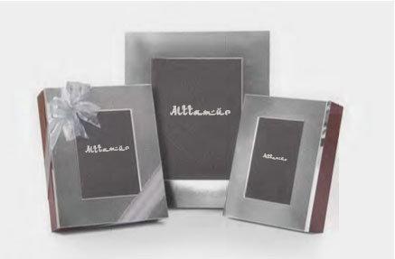 Titanium Silver Photo Frame Box