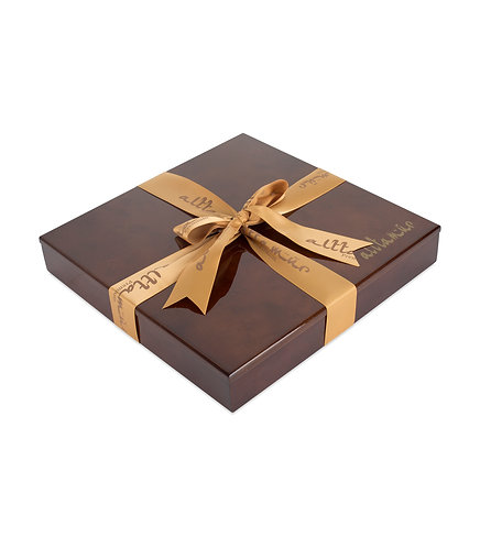 Luxury Brown Wooden Box