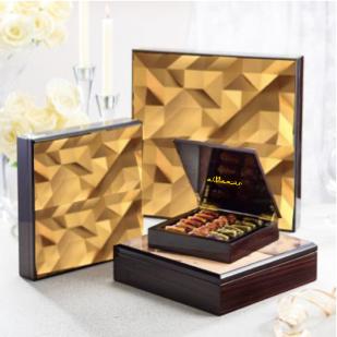 Luxury Aurelia Wood Box With Assorted Dates