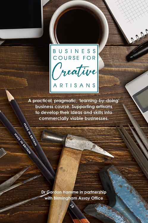 Business Course for Creative Artisans
