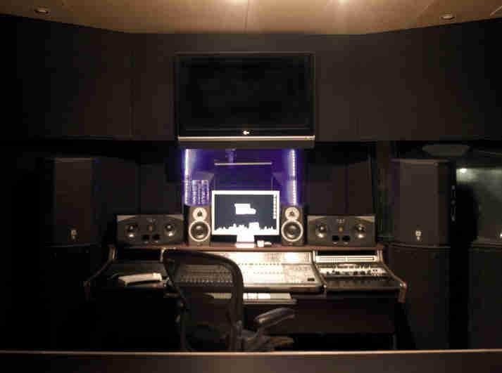 студия звукозаписи спб