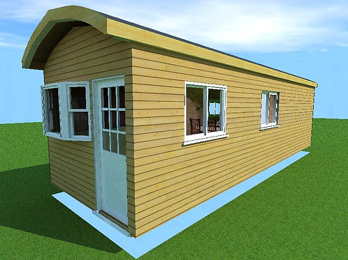 10' x 30'  - Cabin Style
