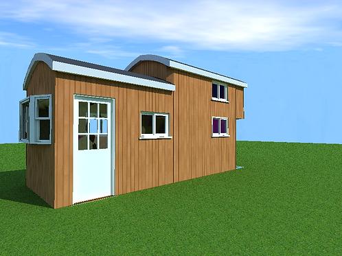 8'x 20' with loft
