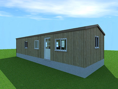 14' x 40' - Cabin Style