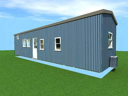 10' x 40' - Cabin Style
