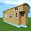 Thumbnail: 8'x 22' with single loft