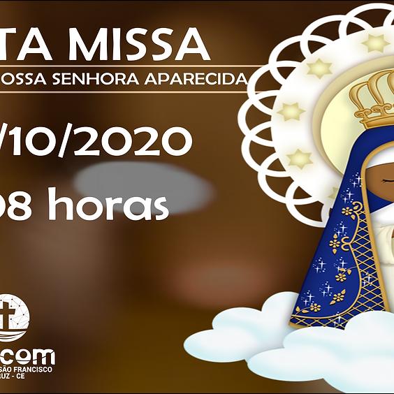 Santa Missa - Segunda  12/10   08H