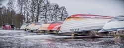 Frozen-Boats