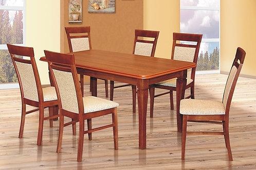 stół ERYK I + 6 krzeseł