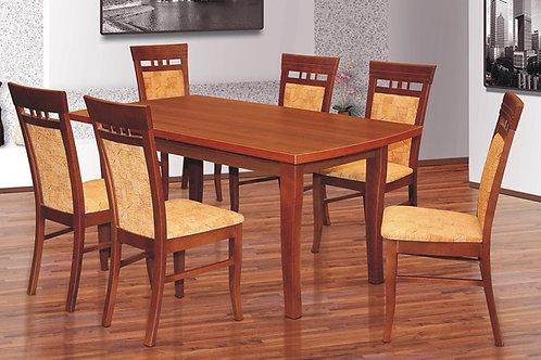 stół FELIX I + 6 krzeseł