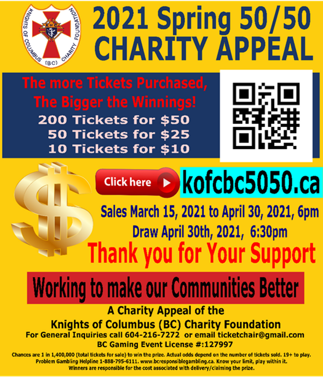 KofC Spring Draw Poster.png