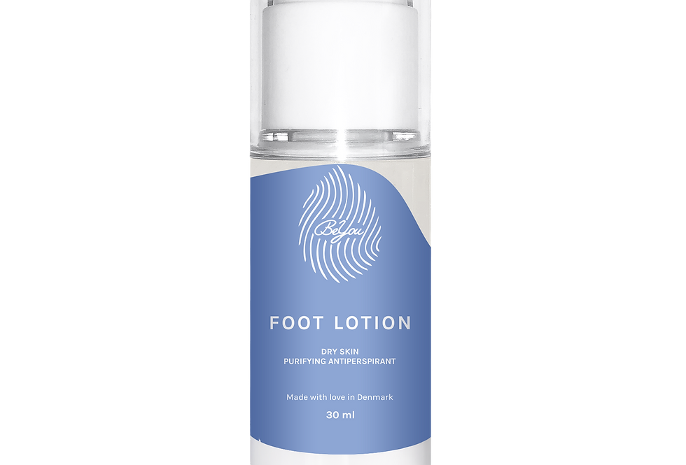 BeYou Foot Lotion