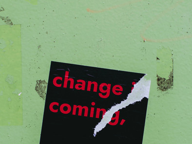 Why Change Will Destroy You In 2021