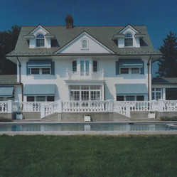 Summer Estate and Garden Pavilion