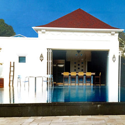Moroccan Inspired Cabana