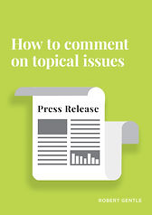 RG_HOW TO COMMENT ON TOPICAL ISSUES_Cove