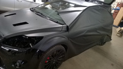 RS 500 work for Ford UK