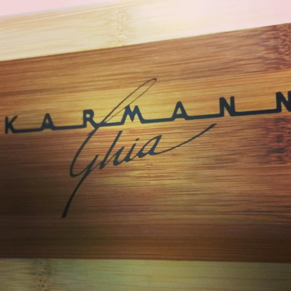 Printed Bamboo!