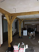 Professional Painting and Decorating Herefordshire Oak Cleaning and treatment