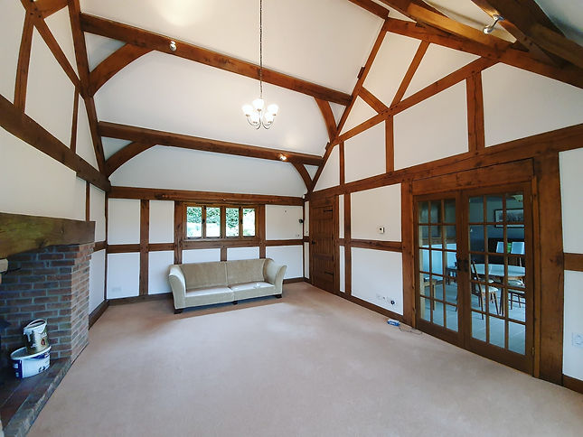 Professional Painter and decorators Herefordshire Dilwyn