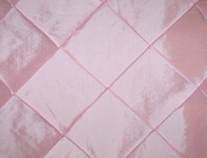 Pintuck - Light Pink