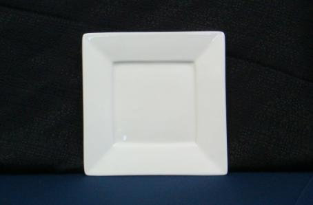 "10"" Square Dinner Plate"