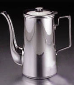 Silver Plated Coffee Server