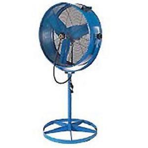 30 Pedestal Misting Fan