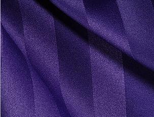 Satin Stripe - Purple