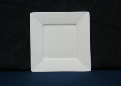 """6"""" Square B/B Plate"""
