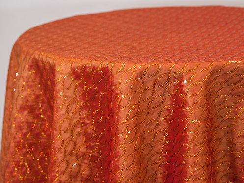 Sequins - Orange