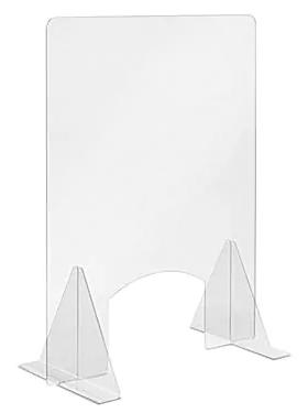 Bar Counter Safety Shield