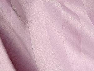 Satin Stripe - Mauve