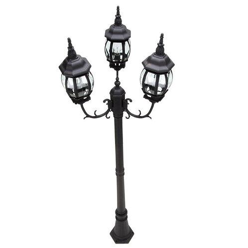 3 Head Outdoor Post Lantern