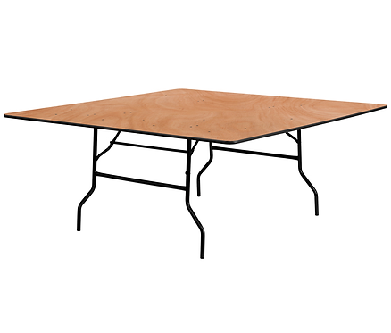 """72"""" x 72"""" Table"""